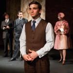 "Evan Jonigkeit in Mauckingbird Theatre Company's 2009 production ""Never the Sinner"" | Photo by John Flak"