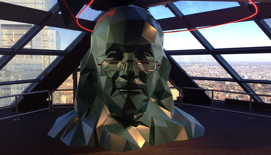 Benjamin Franklin - One Liberty Observation Deck