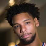 Jahlil Okafor was reportedly involved in an altercation outside of a bar in Boston | Bill Streicher-USA TODAY Sports
