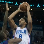 Jahlil Okafor's been a dominant offensive player so far during his rookie season. Can he co-exist with Nerlens Noel? | Jeremy Brevard-USA TODAY Sports
