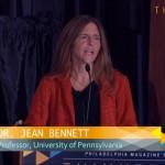 Dr. Jean Bennett at ThinkFest.