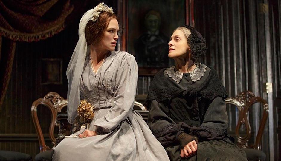 Keira Knightley & Judith Light in TK | Photo by Joan Marcus