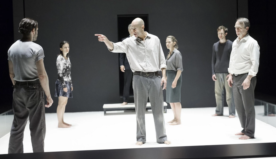 """Mark Strong in """"A View From the Bridge"""" 