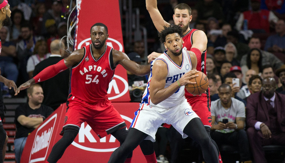 Sixers center Jahlil Okafor is one of the cornerstones of the Sixers' rebuild   Bill Streicher-USA TODAY Sports