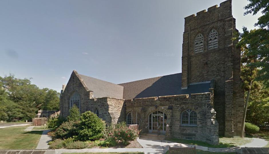Overbrook Presbyterian Church (photo via Google Maps)