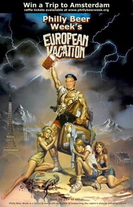 pbw european vacation