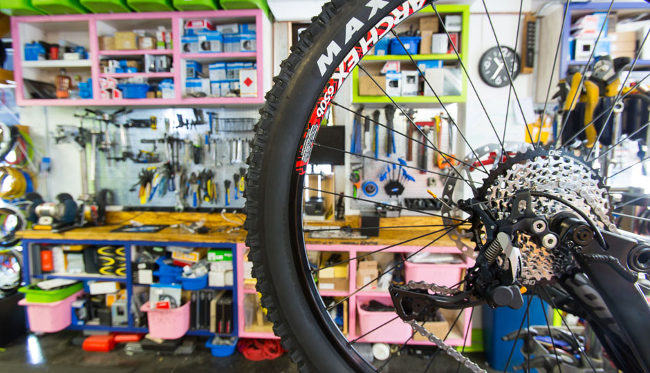 Philadelphia Bikesmith | Photo by Mark Stehle Photography
