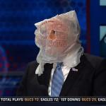 Ed Rendell - plastic bag
