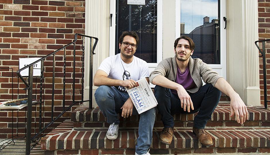 Matthew Albasi (left) and max Pulcini (right)