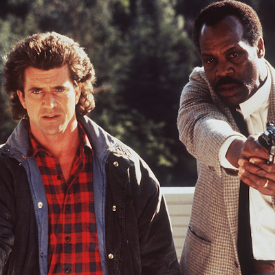 """A holiday-themed film series at the Roxy kicks off this week with """"Lethal Weapon."""""""
