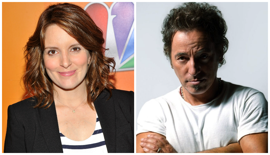 tina-fey-saturday-night-live-springsteen