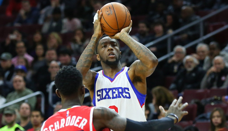 The 76ers will not extend the contract of Tony Wroten before today's deadline | Bill Streicher-USA TODAY Sports