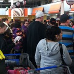 This is what Walmart looks like on Thanksgiving. (Gray Thursday KF Walmart/Wikimedia Commons)