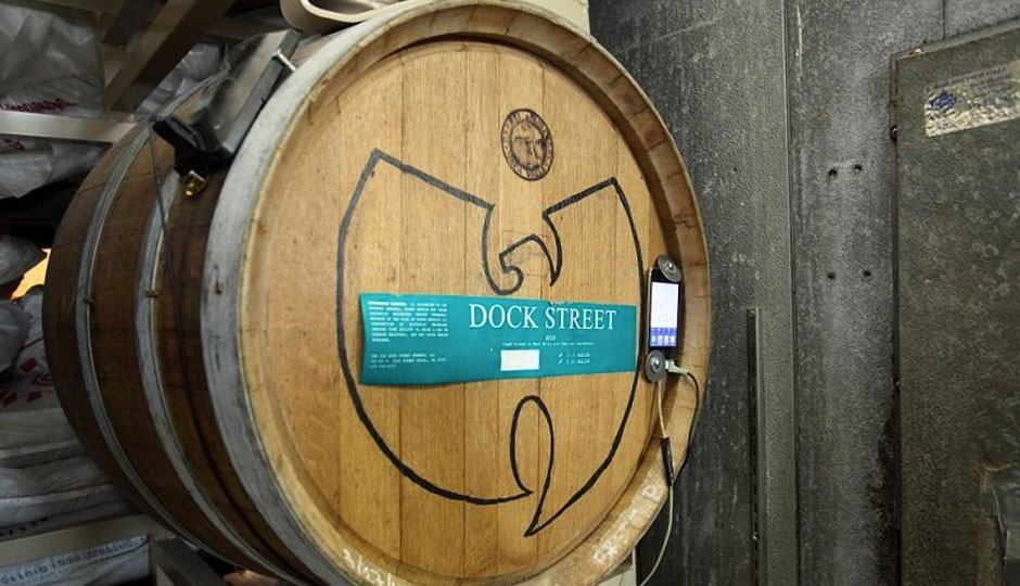 Dock Street's Beer Ain't Nuthin' to Funk With gets tapped on Wednesday.
