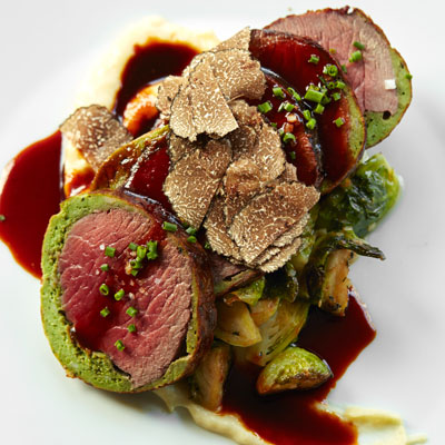 Venison at Townsend