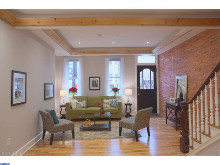 Open house renovated rowhome located on south philly s for 13th floor philadelphia
