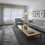 A look at an all-new suite at AKA Rittenhouse | Image courtesy AKA Rittenhouse