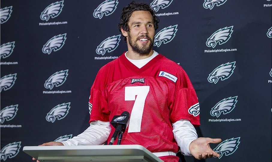 Sam Bradford. (Jeff Fusco)