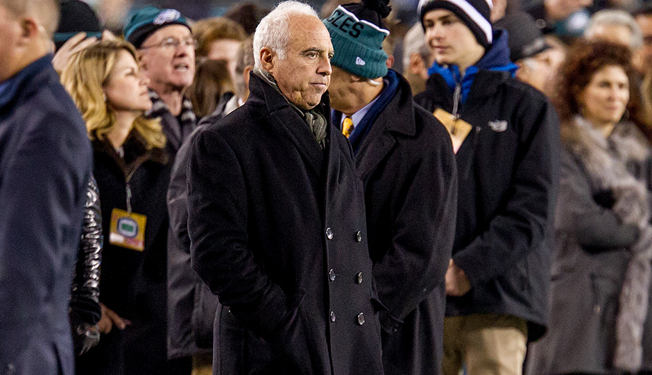 Jeffrey Lurie. (Jeff Fusco)
