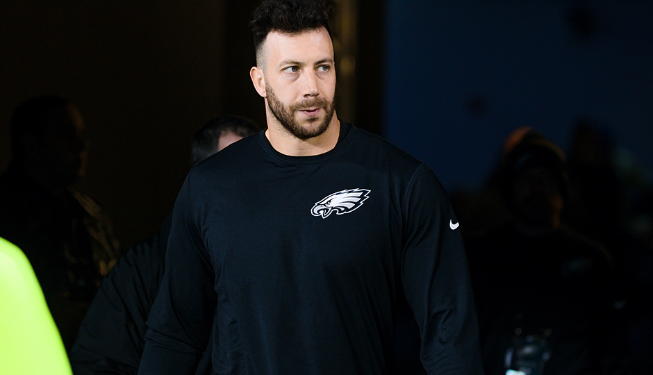 Connor Barwin. (Jeff Fusco)