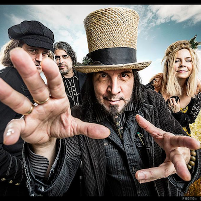 The Slambovian Circus of Dreams will be at World Cafe Live with a special pre-New Year's show.