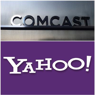 Comcast-Yahoo