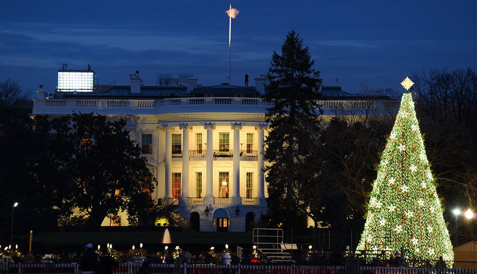 5 Spectacular Holiday Events Happening In Washington Dc This Winter