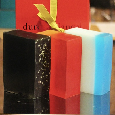 A gift box from Duross and Langel.