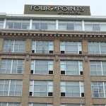 The Four Points by Sheraton at 12th and Race Streets. (Photo by Jared Shelly)