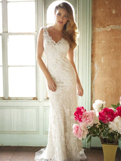 Style 8800 by Allure Bridal