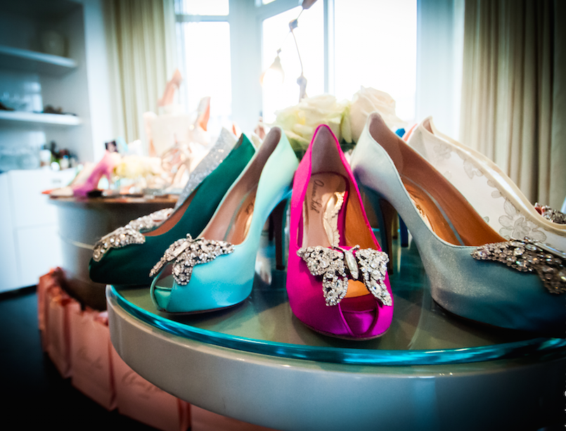 Aruna Seth Shoes Are Now Available At The Neiman Marcus King Of Prussia.
