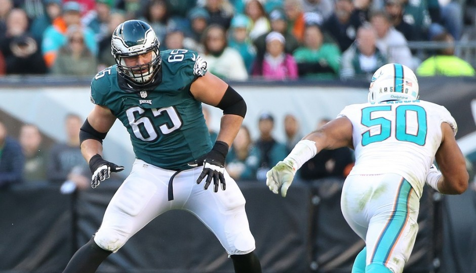 Lane Johnson. (USA Today Sports)