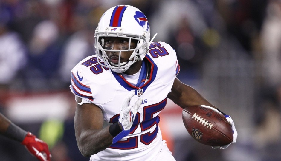 LeSean McCoy. (USA Today Sports)