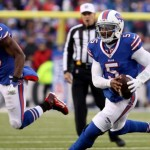 LeSean McCoy and Tyrod Taylor. (USA Today Sports)