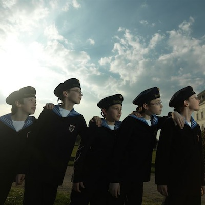 The acclaimed Vienna Boys Choir comes to town this week.