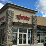 The new Xfinity store in Havertown.