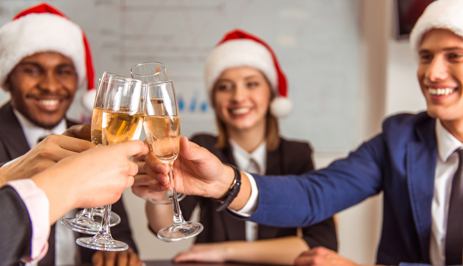5 Ways To Make Boring Christmas Parties Into Networking