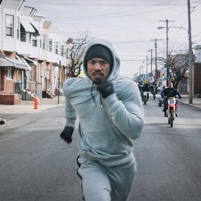 """Michael B. Jordan in """"Creed"""""""