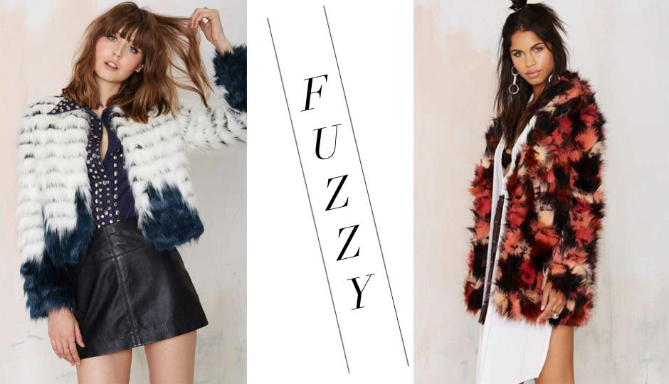 coats FUZZY
