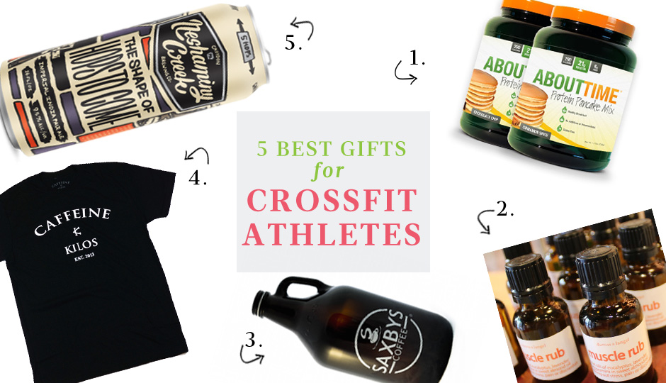 Gifts for CrossFit Athletes