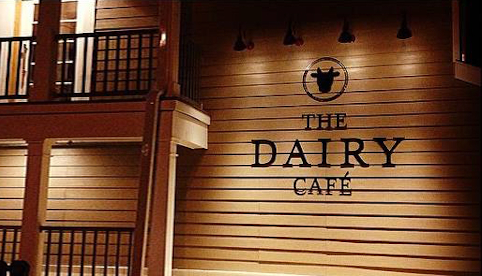 The Dairy Cafe in Bala Cynwyd (photo via Dairy Cafe on Facebook)