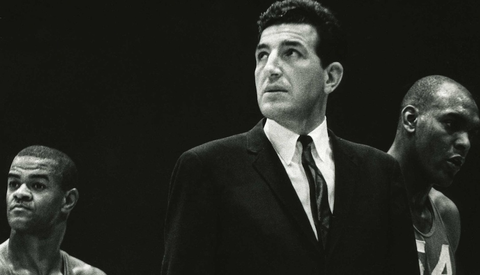 Philadelphia 76ers head coach Dolph Schayes during the 1966 season. | Malcolm Emmons- USA TODAY Sports