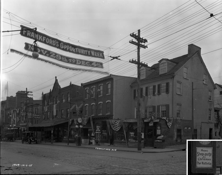 Photo courtesy of PhillyHistory.org, a project of the Philadelphia Department of Records.