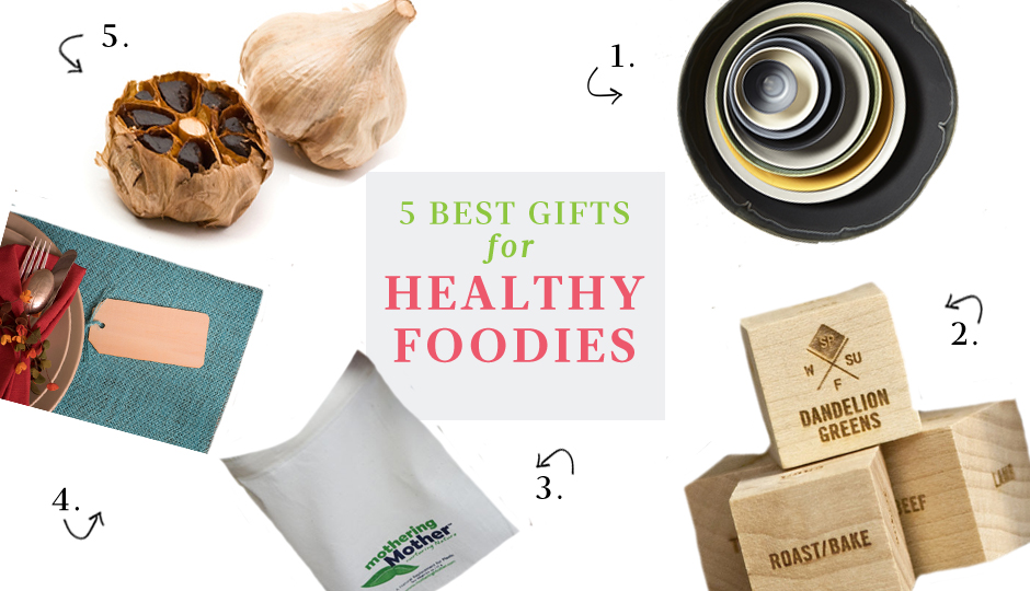 healthy foodies gift guide