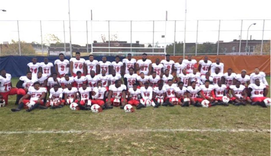 The 2015 Imhotep Panthers. Photo | Courtesy Imhotep Charter School