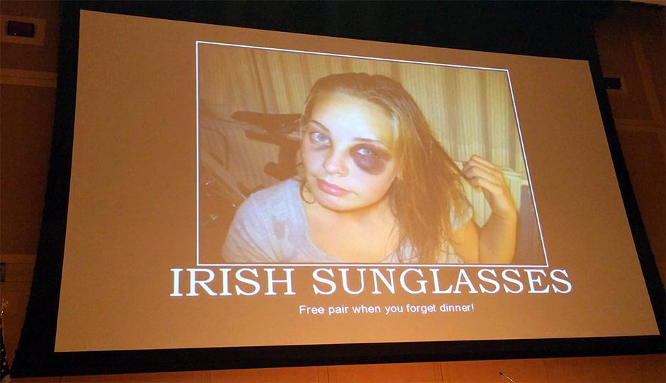 Kathleen Kane - Irish Sunglasses porngate email