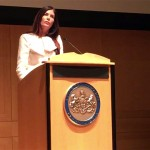Kathleen Kane at Constitution Center press conference