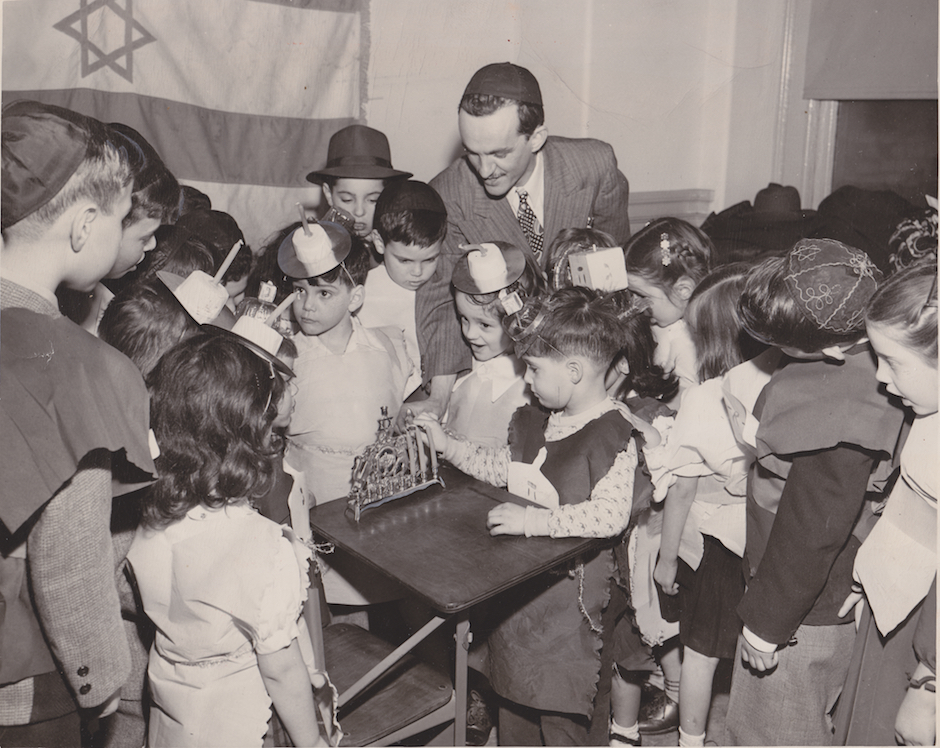 Photo courtesy National Museum of American Jewish History.