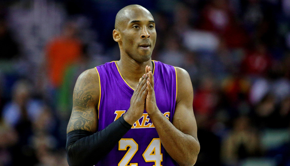 Kobe Bryant will make his final appearance in Philadelphia tonight when the Sixers take on the Los Angeles Lakers at the Wells Fargo Center | Derick E. Hingle-USA TODAY Sports