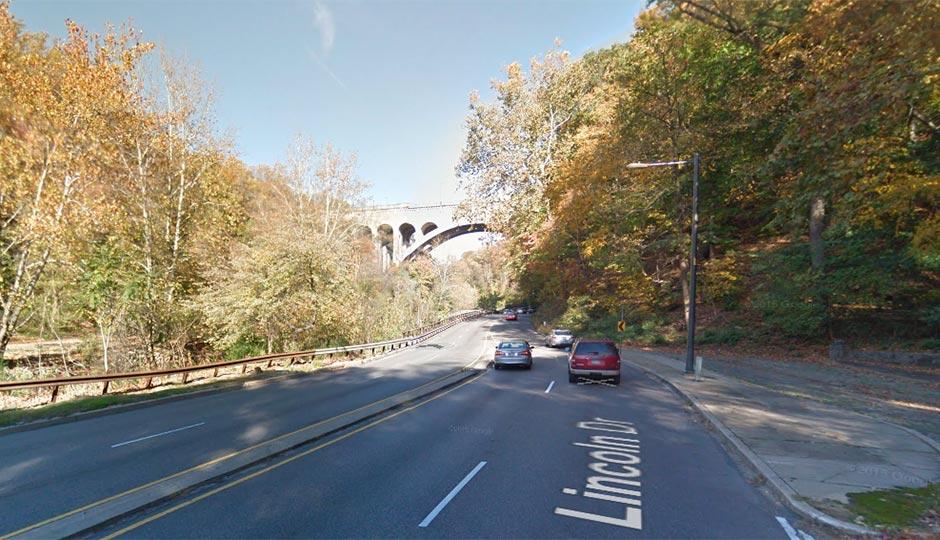 Lincoln Drive. Photo   Google Street View